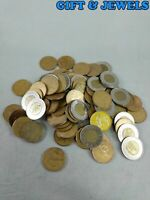 $100 DOLLARS FACE VALUE CANADIAN COINS $1 AND $2 DENOMINATIO