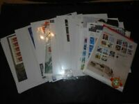 US MNH SHEET COLLECTION   29 & 32 CENTS FACE VALUE $395.01