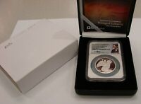 2016 NATIONAL PARK FOUNDATION ST GAUDENS 1 OZ SILVER WINGED