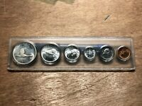 1967 CANADIAN SILVER PROOF SET
