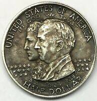 1921 ALABAMA CENTENNIAL COMMEMORATIVE HALF DOLLARS BT