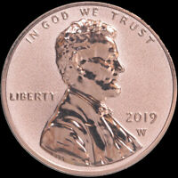 2019 W REVERSE PROOF LINCOLN CENT