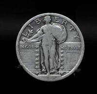 1920 CHOICE GOOD STANDING LIBERTY QUARTER [079DUD]
