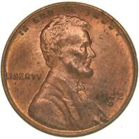 1942 D LINCOLN WHEAT CENT UNCIRCULATED PENNY US COIN