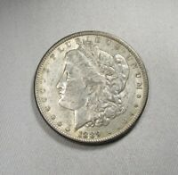 1889-P HOT 50 SILVER MORGAN DOLLAR VAM18 CH EXTRA FINE  COIN AI207