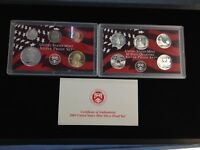 2003 S COMPLETE SILVER PROOF SET W BOX AND COA