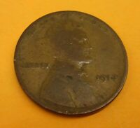 1913 LINCOLN WHEAT CENT CENT