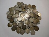 L9 CANADA PRE 1920'S SILVER 10 CENTS HUGE ASSORTED GROUP LOT