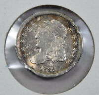 CAPPED BUST HALF DIME LARGE