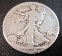 1928 S WALKING LIBERTY HALF DOLLAR  SHIPS FREE