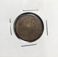 1864 2 CENT PIECE. GREAT DEAL