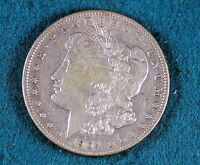 CYBERSPACECOINS ESTATE FIND 1904-S MORGAN SILVER DOLLAR G0620