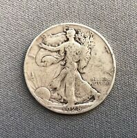 1928 S WALKING LIBERTY HALF - WHEX90