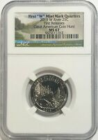2019 W NGC MS67 FIRST RELEASES RIVER OF NO RETURN FIRST W QU