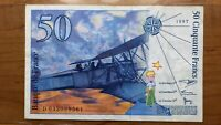 1997 FRANCE 50 FRANCS BANKNOTE 1997 ISSUE PICK 157