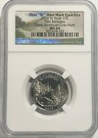2019 W NGC MS64 FIRST RELEASES RIVER OF NO RETURN FIRST W QU