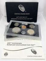 2017 S US MINT 225TH ANNIVERSARY ENHANCED UNCIRCULATED 10 CO