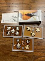 2016 S US MINT 13 COIN PROOF SET WITH COA AND ORIGINAL BOX
