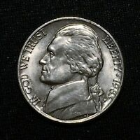 1983 P JEFFERSON NICKEL   UNCIRCULATED U.S. COIN FROM BANK ROLL