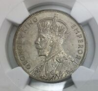 AUSTRALIA 1934   35 COMMEMORATIVE FLORIN NICE LUSTRE A PLEASING COIN NGC MS62