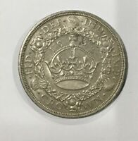 1932  GEORGE V GREAT BRITAIN WREATH CROWN SHARP GRADE LUSTROUS COIN LOW MINTAGE