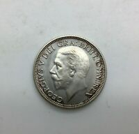 GREAT BRITAIN 1927 GEORGE V PROOF SHILLING GEM NO ISSUES NICE COLOUR GREAT COIN