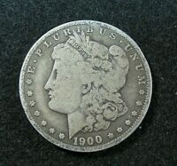 1900 O - MORGAN SILVER DOLLAR  -  VG