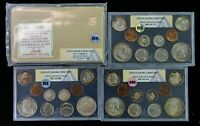 1953 US MINT DOUBLE MINT SET WITH ORIGINAL PACKAGING ANACS GRADED GEM BU MINT STATE 65