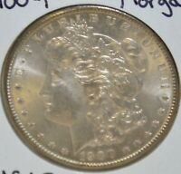 1900-P MS HIGH QUALITY UNCIRCULATED/UNC MORGAN SILVER DOLLAR $1 COIN