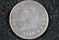 ESTATE FIND 1810 CLASSIC HEAD LARGE CENT  D15800