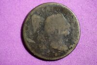 ESTATE FIND 1795 FLOWING HAIR LARGE CENT G1088