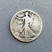 1919 P WALKING LIBERTY HALF - WHEX25