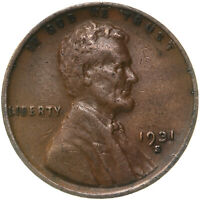 1931 S LINCOLN WHEAT CENT EXTRA FINE PENNY EXTRA FINE