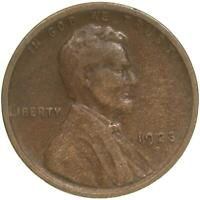 1923 S LINCOLN WHEAT CENT GOOD PENNY GD