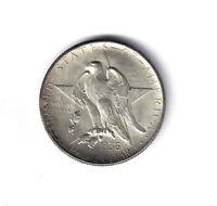 US 1936 D TEXAS INDEPENDENCE CENTENNIAL COMMEMORATIVE SILVER