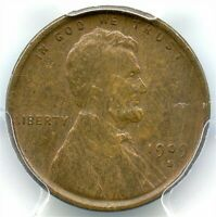 1909-S VDB LINCOLN CENT, PCGS VF-20, GOOD LOOKING KEY DATE,  POPULAR PENNY