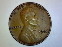 1941P 1941D AND 1941S PDS LINCOLN WHEAT CENT     COIN 16