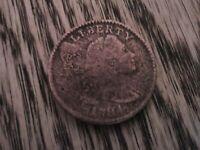 1794 1C LIBERTY CAP LARGE CENT. EXACT HEAD OF 1795. EX. COND