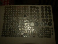 US SILVER COIN MIXED LOT ESTATE COINS 1 CENT 2