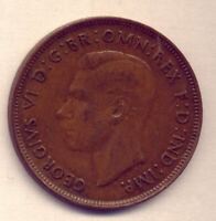 1946 PENNY  IN GREAT  CONDITION  NO  RESERVE