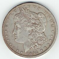 1894-O $1 MORGAN SILVER DOLLAR TOUGH DATE GREAT FOR DATE SET