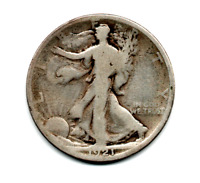 1921-D WALKING LIBERTY HALF DOLLAR KEY DATE >>> CONSIGNMENT  LISTED 6-25- 2020