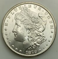 1879 S MORGAN   DOLLAR PLEASING MINT STATE  GRADE COIN ORIGINAL CHOICE X