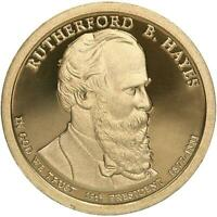 2011 S PRESIDENTIAL DOLLAR RUTHERFORD B HAYES GEM DEEP CAMEO PROOF