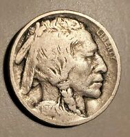 1914-P BUFFALO NICKEL IN GOOD CONDITION - AT A BARGAIN PRICE