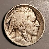 A GOOD-LOOKING 1913-P BUFFALO NICKEL TYPE I AT A BARGAIN PRICE