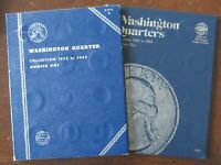 U.S. WASHINGTON SILVER QUARTERS 1932 TO 1964  52 COINS IN TO