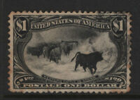 292 USED CATTLE IN STORM VF