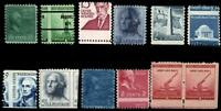 EFO MIXED LOT OF 11 ERRORS FREAKS AND ODDITIES MNH