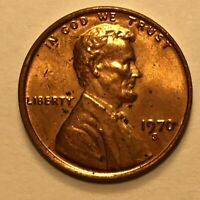 1970 S 1C LINCOLN MEMORIAL PENNY US SMALL CENT   HIGH GRADE BETTER DATE COIN